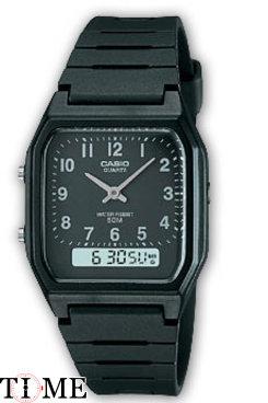 Часы CASIO Collection AW-48H-1B