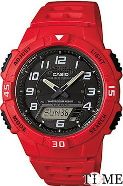 Часы CASIO Collection AQ-S800W-4B