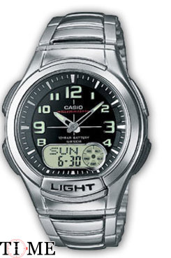 Часы CASIO Collection AQ-180WD-1B