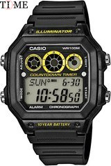 Часы CASIO Collection AE-1300WH-1A
