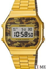 Часы CASIO Collection A-168WEGC-5E
