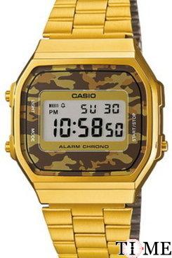 Часы CASIO Collection A-168WEGC-5E