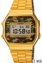 Часы CASIO Collection A-168WEGC-3E