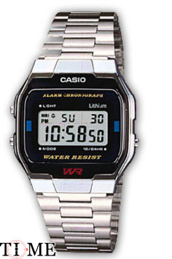 Часы CASIO Collection A-163WA-1