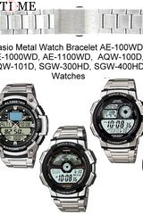 Ремешок Casio SGW-400HD-1B (10300672)