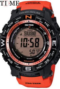 Часы Casio Pro Trek PRW-3500Y-4E