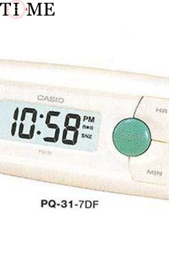 Настольные часы Casio PQ-31-7D