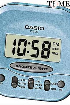 Настольные часы Casio PQ-30-2D