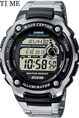 Часы Casio Wave Ceptor WV-200DE-1A