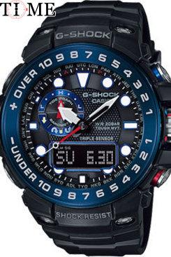 Часы Casio G-Shock GWN-1000B-1B