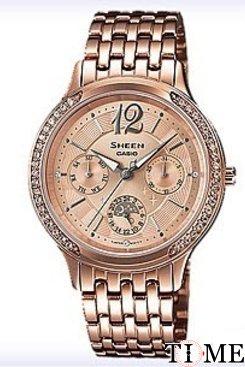 Часы Casio Sheen SHE-3030PG-9A