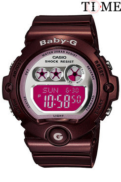 Часы Casio Baby-G BG-6900-4E