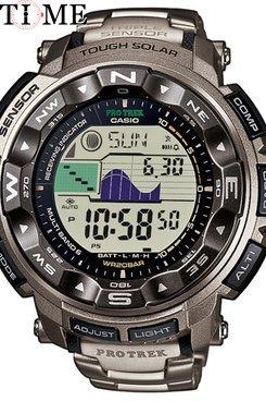 Часы Casio Pro Trek PRW-2500T-7E