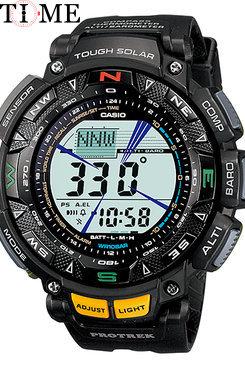 Часы Casio Pro Trek PRG-240-1E