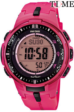Часы Casio Pro Trek PRW-3000-4B