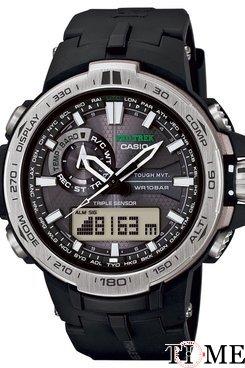Часы Casio Pro Trek PRW-6000-1E