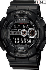 Часы Casio G-Shock GD-100-1B