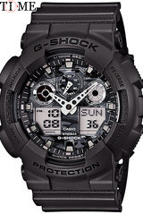 Часы Casio G-Shock GA-100CF-8A