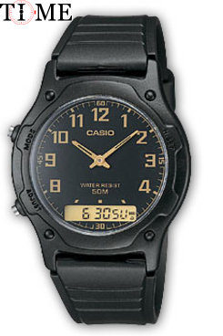 Часы CASIO Collection AW-49H-1B