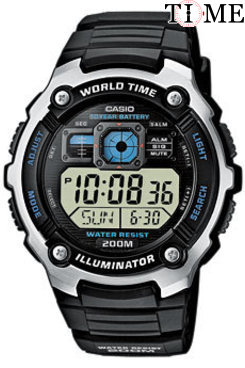 Часы CASIO Collection AE-2000W-1A
