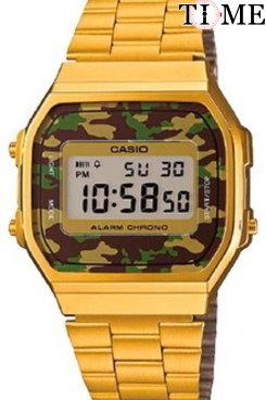 Часы CASIO Collection A-168WEGC-3E