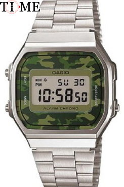 Часы CASIO Collection A-168WEC-3E