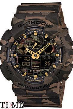 Часы Casio G-Shock GA-100CM-5A