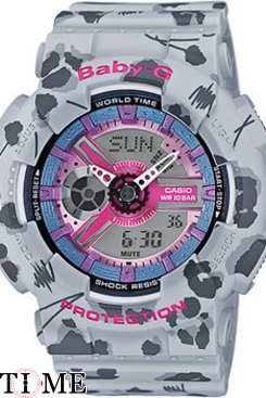 Часы Casio Baby-G BA-110FL-8A
