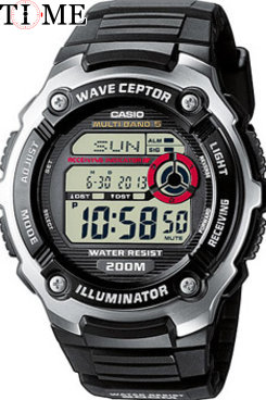 Часы Casio Wave Ceptor WV-200E-1A