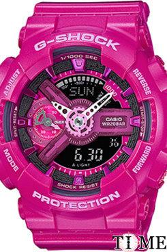 Часы Casio G-Shock GMA-S110MP-4A3