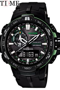 Часы Casio Pro Trek PRW-6000Y-1A